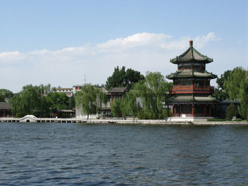 北京/后海...